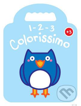 Venirsincontro.it Colorissimo 1-2-3 Sova Image