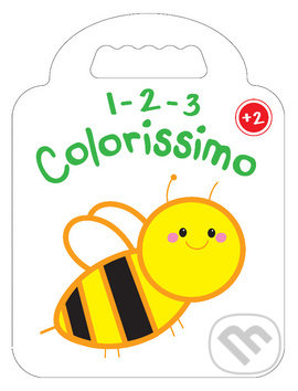 Interdrought2020.com Colorissimo 1-2-3 Včela Image