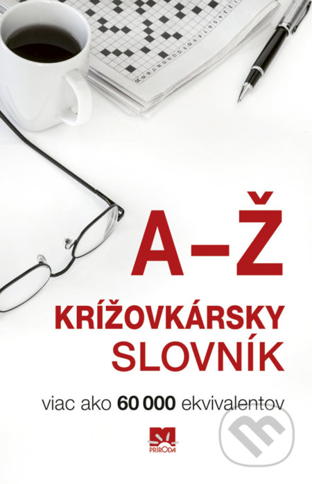 Krížovkársky slovník (A-Ž) - Magda Belanová