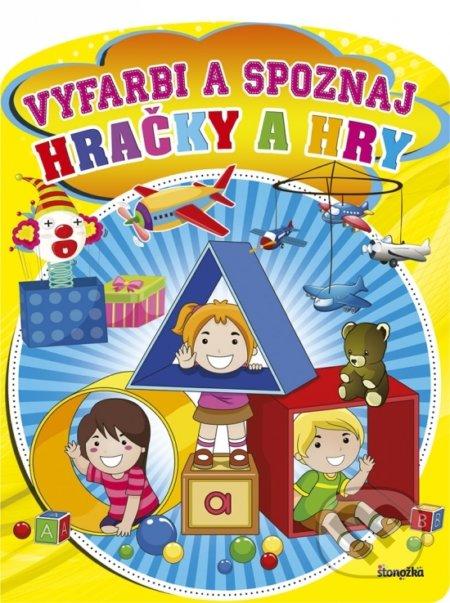 Fatimma.cz Vyfarbi a spoznaj: Hračky a hry Image