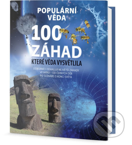 100 záhad, které věda vysvětlila - Edice knihy Omega