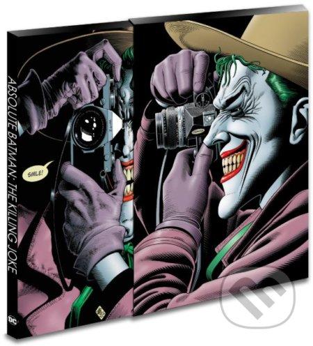 Absolute Batman - Alan Moore, Brian Bolland (ilustrácie)