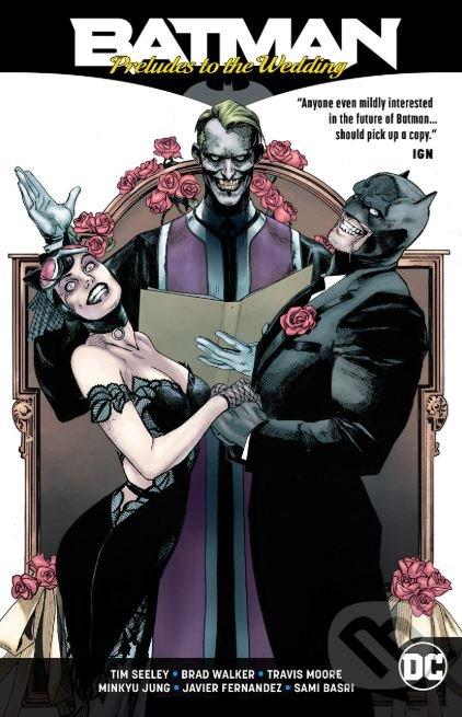 Batman Preludes - Tim Seeley