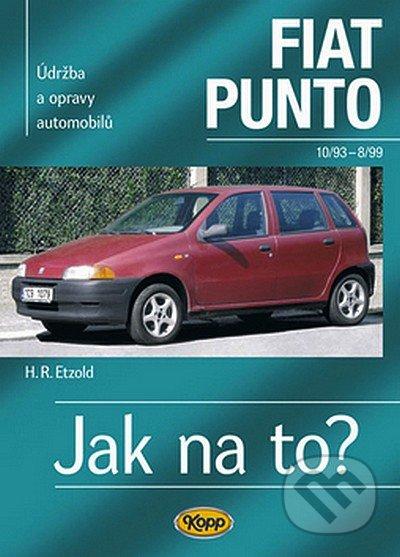 Fiat Punto od 10/93 do 8/99 - Hans-Rüdiger Etzold