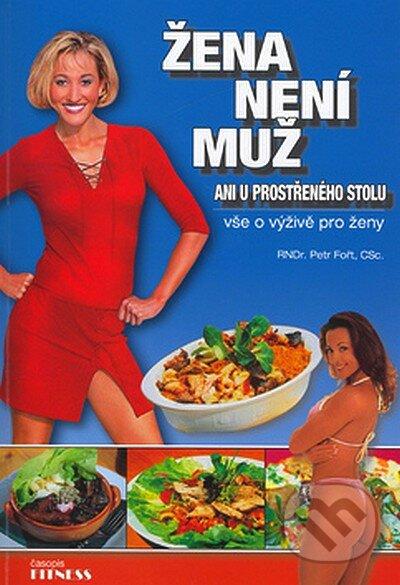 Fatimma.cz Žena není muž Image