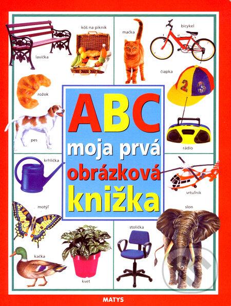 Fatimma.cz ABC moja prvá obrázková knižka Image