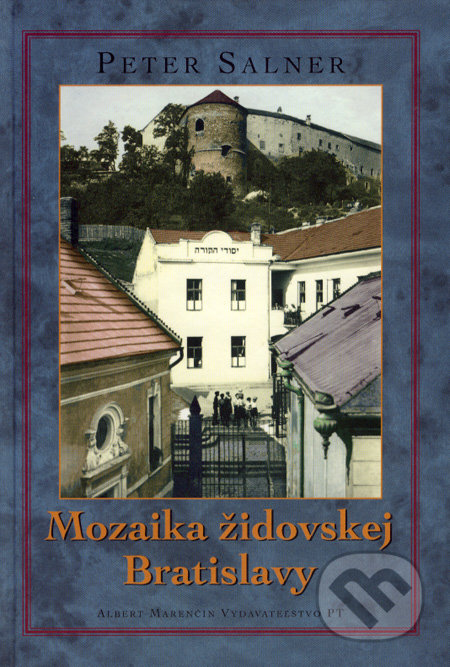 Removu.cz Mozaika židovskej Bratislavy Image