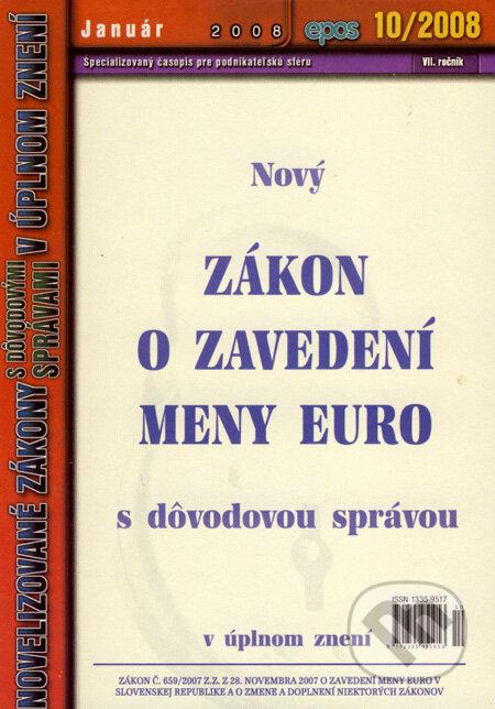 Interdrought2020.com Nový Zákon o zavedení meny euro Image