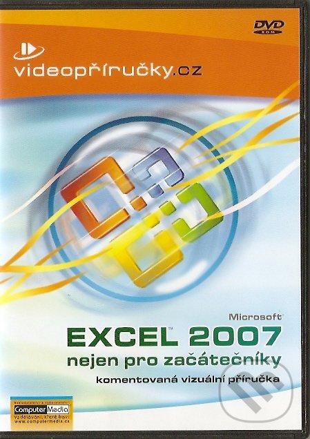 Excel 2007 nejen pro začátečníky (DVD) -
