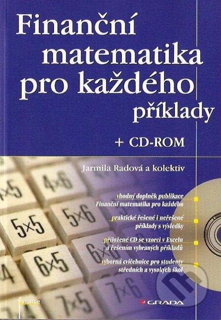 Venirsincontro.it Finanční matematika pro každého + CD-ROM Image