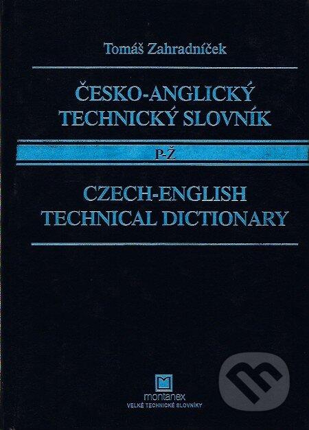 Fatimma.cz Česko-anglický technický slovník P - Ž Image