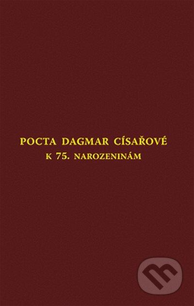Interdrought2020.com Pocta Dagmar Císařové k 75. narozeninám Image
