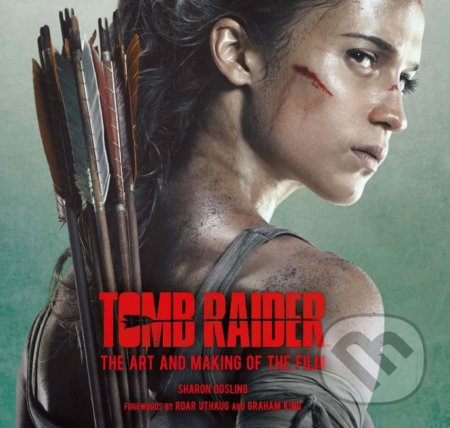 Tomb Raider - Sharon Gosling