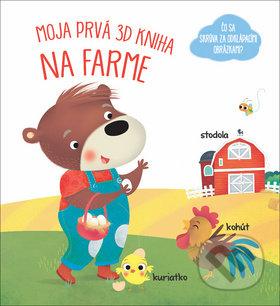 Fatimma.cz Moja prvá 3D kniha: Na farme Image