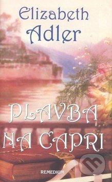 Plavba na Capri - Elizabeth Adler