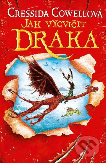 Jak vycvičit draka - Cressida Cowell