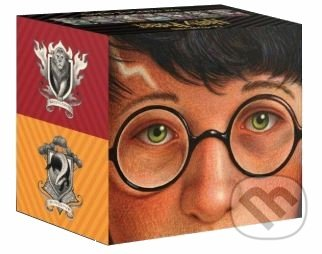 Harry Potter (The Complete Collection) - J.K. Rowling, Brian Selznick (ilustrácie)