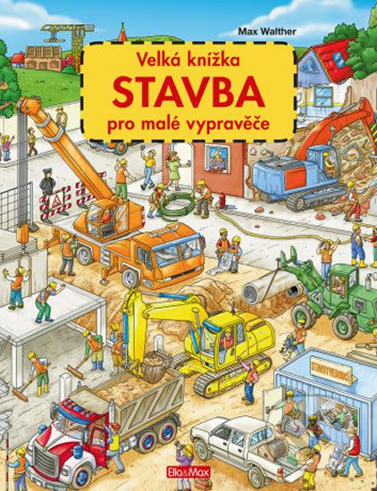 Bthestar.it Velká knížka - Stavba pro malé vypravěče Image