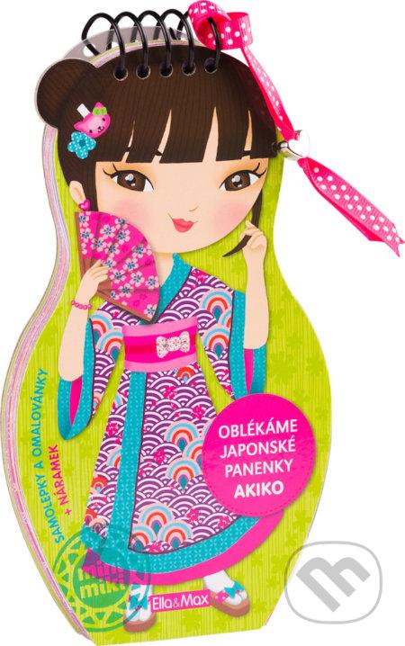 Valborberatrail.it Oblékáme japonské panenky - Akiko Image