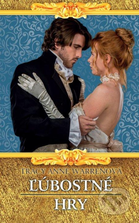 Kniha  Ľúbostné hry (Anne Tracy Warren)  11c61dc3680