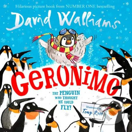 Geronimo - David Walliams, Tony Ross (ilustrácie)