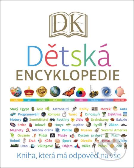 Interdrought2020.com Dětská encyklopedie - Kniha, která všechno vysvětlí Image