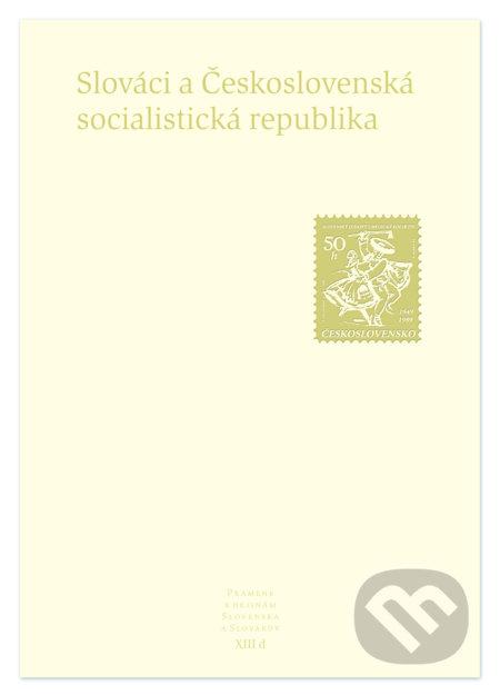 Fatimma.cz Slováci a Československá socialistická republika Image