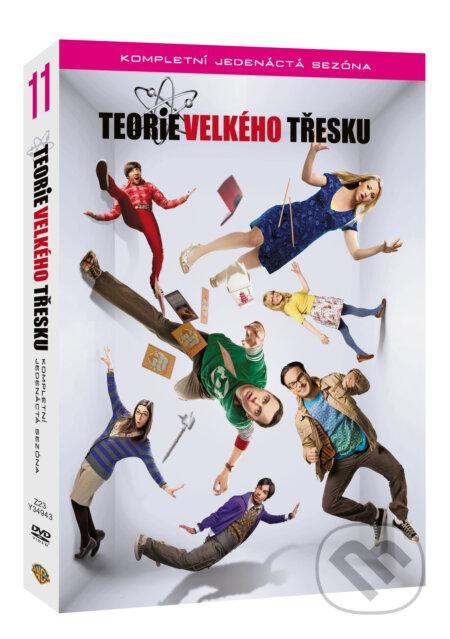 Teorie velkého třesku 11.série DVD