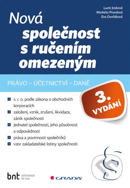Nová společnost s ručením omezeným - 3. vydání - Lucie Josková