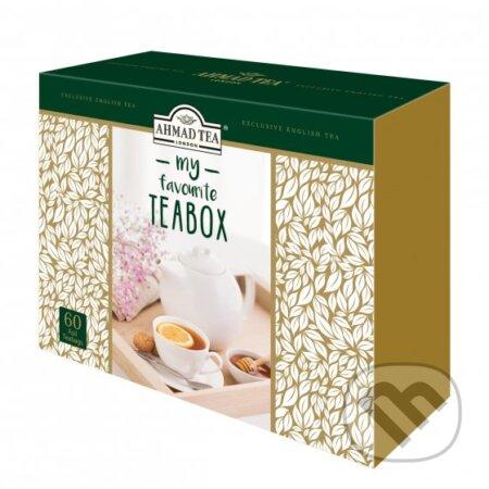 My Favourite Teabox - AHMAD TEA