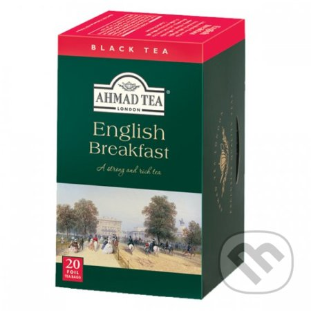 Čierny čaj English Breakfast Tea -