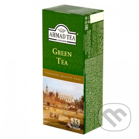 Zelený čaj Green Tea -