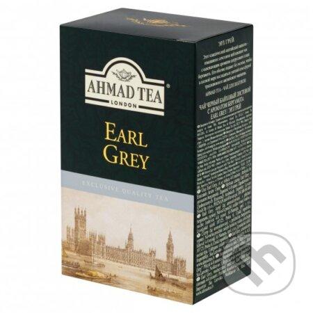 Čierny čaj Earl Grey - AHMAD TEA