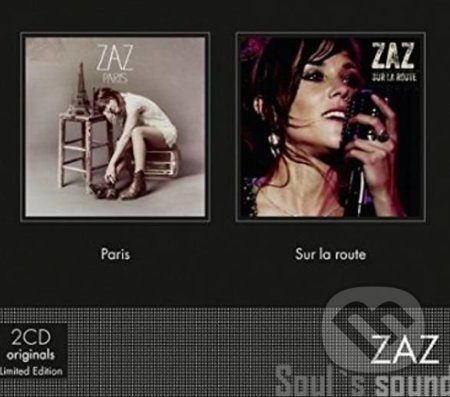 Zaz: Coffret 2CD / Paris & Sur La Route - Zaz