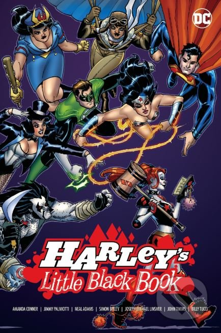 Harley's Little Black Book - Jimmy Palmiotti