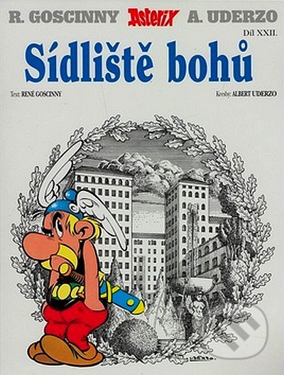 Fatimma.cz Asterix - Sídliště bohů - Díl XXII. Image