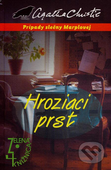 Fatimma.cz Hroziaci prst Image
