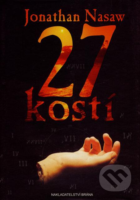 27 kostí - Jonathan Nasaw