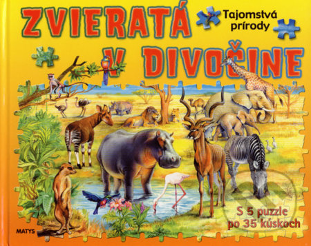 Removu.cz Zvieratá v divočine Image