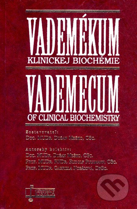 Fatimma.cz Vademékum klinickej biochémie/Vademecum of Clinical Biochemistry Image