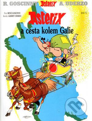 Fatimma.cz Asterix a cesta kolem Galie - Díl V. Image