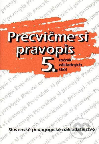 Removu.cz Precvičme si pravopis 5. ročník základných škôl Image
