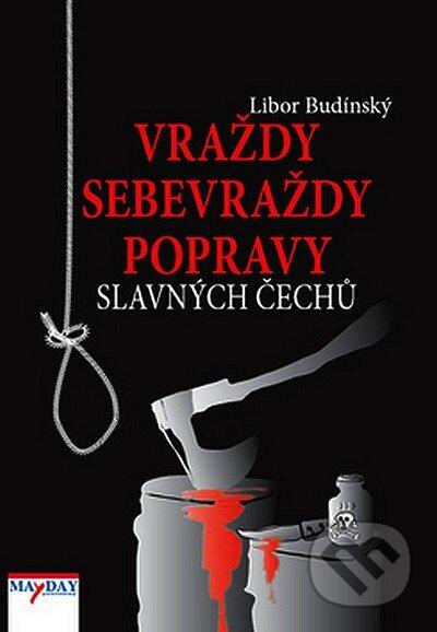 Peticenemocnicesusice.cz Vraždy, sebevraždy, popravy slavných Čechů Image