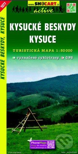 Siracusalife.it Kysucké Beskydy, Kysuce 1:50 000 Image