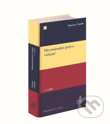 Mezinárodní právo veřejné - Pavel Šturma a kolektiv