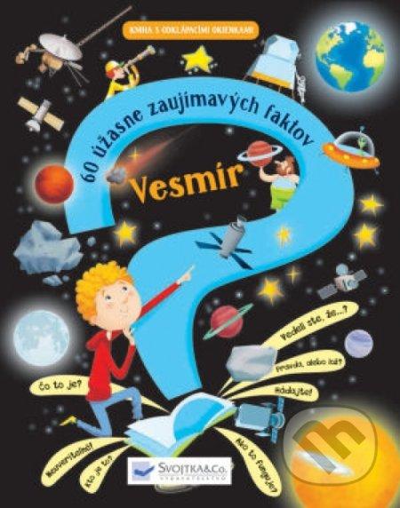 Fatimma.cz Vesmír (60 úžasne zaujímavých faktov) Image