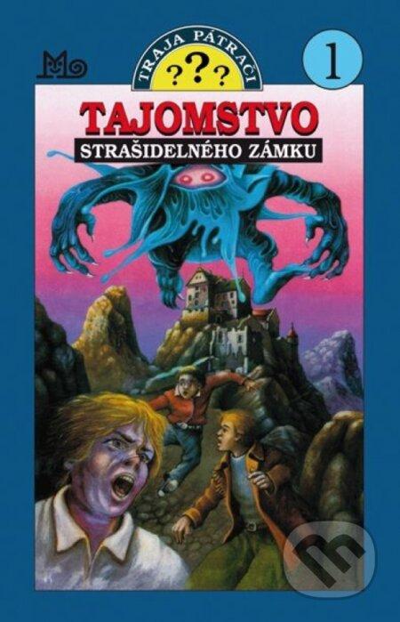 Interdrought2020.com Traja pátrači 1: Tajomstvo strašidelného zámku Image