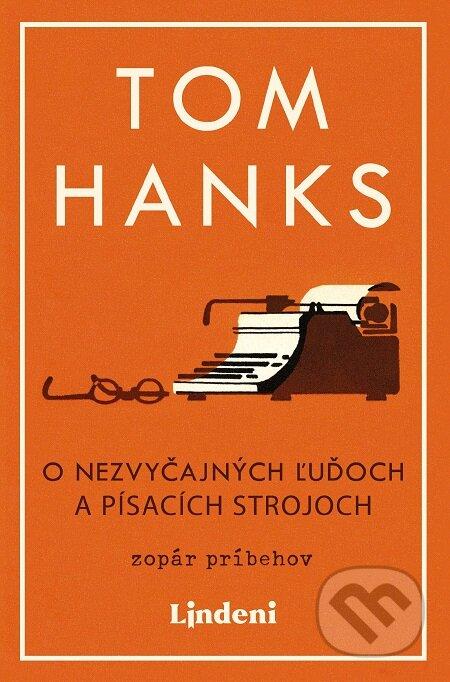 25ce0650d415 E-kniha  O nezvyčajných ľuďoch a písacích strojoch (Tom Hanks ...