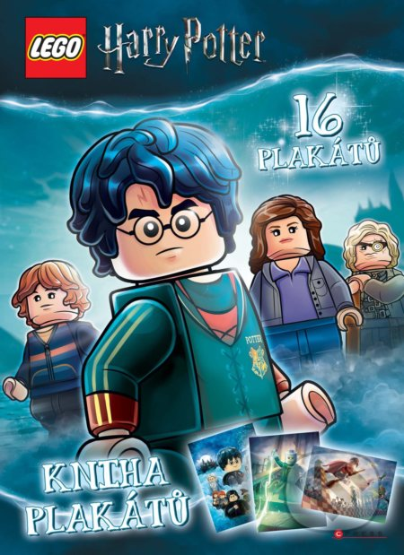 LEGO Harry Potter: Kniha plakátů -