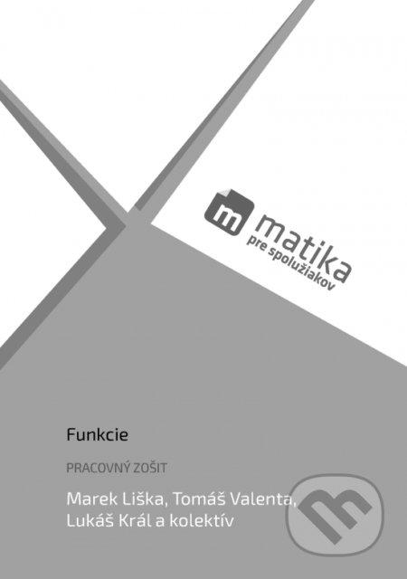 Fatimma.cz Matika pre spolužiakov: Funkcie (pracovný zošit) Image